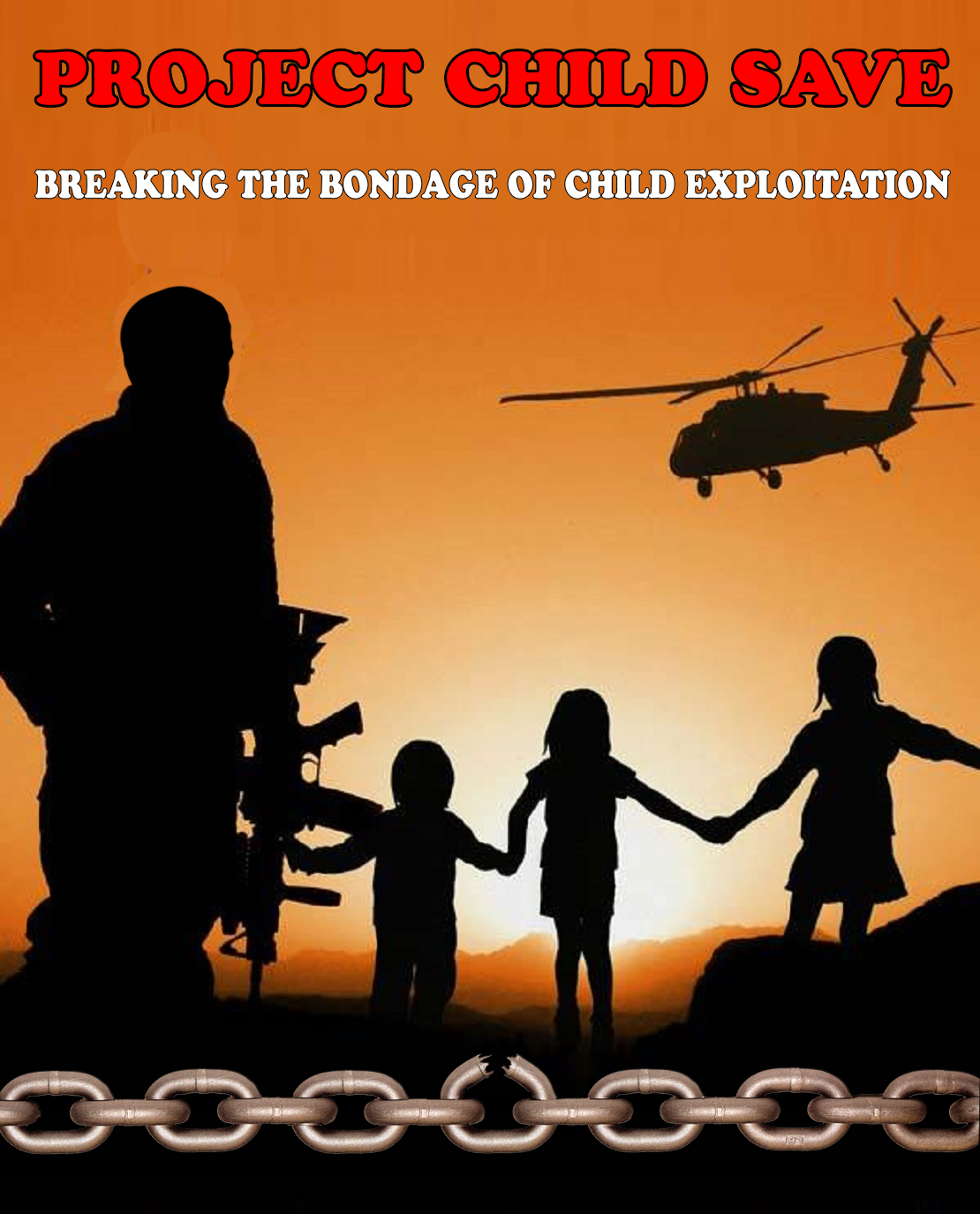 Project Child Save - Breaking the Bondage of Child Exploitation
